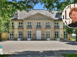 Imagen de la casa de Jon Bon Jovi.