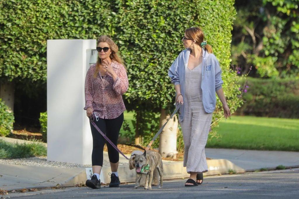 Katherine Schwarzenegger embarazada