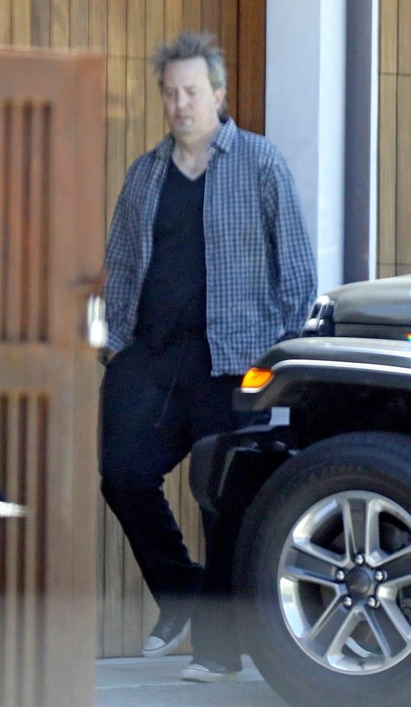 Matthew Perry, Chandler de la serie Friends y su preocupante estado de salud