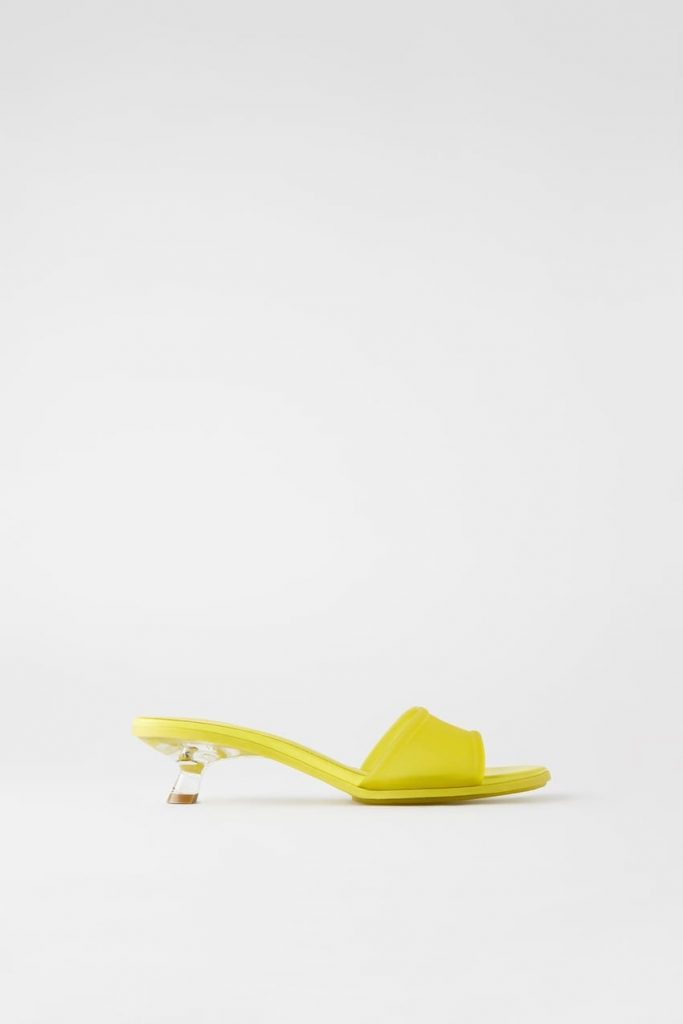 Sandalias de colores para esta primavera