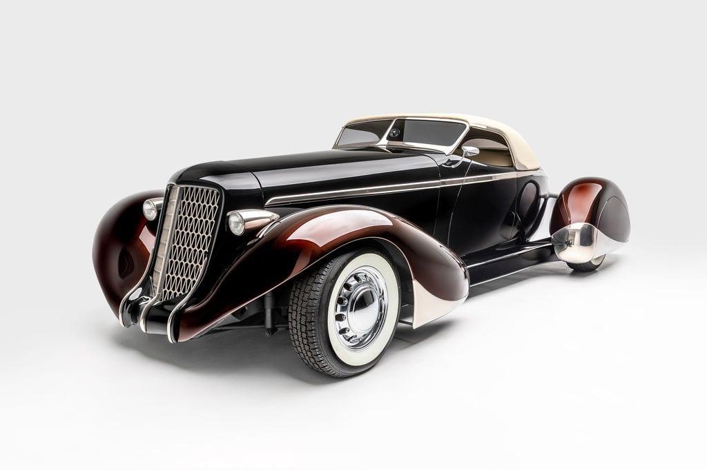 Esta es la colección de coches custom de James Hetfield, lider de Metallica