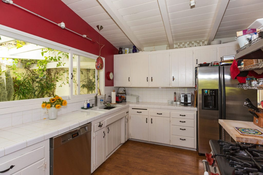 Cocina de la casa que Julia Roberts ha vendido a su vecino en Malibu
