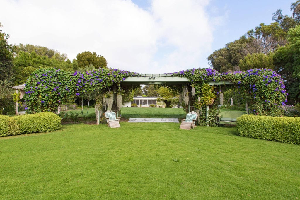 Así es la casa de Julia Roberts.