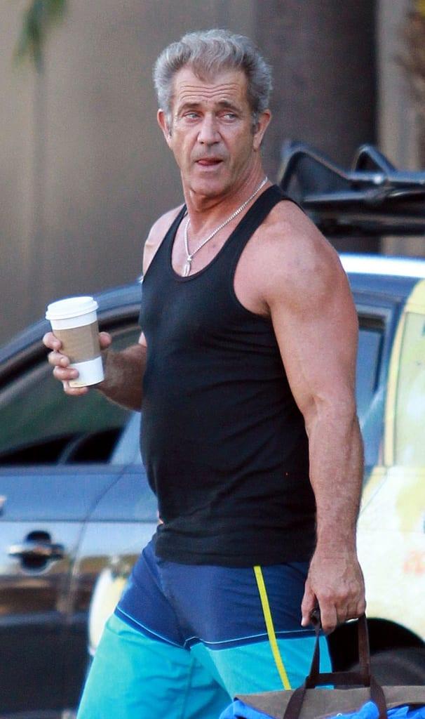 Mel Gibson en forma