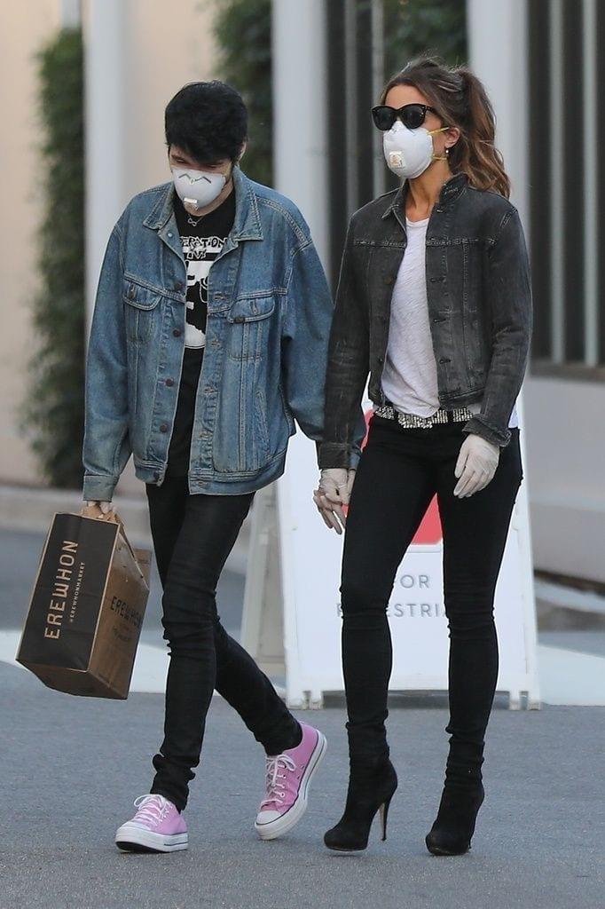 Kate Beckinsale y Goody Grace pasean su amor por Los Ángeles