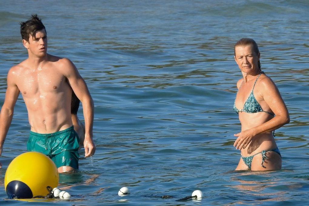 Miguel Bernardeau y Ana Duato confinamiento en Ibiza