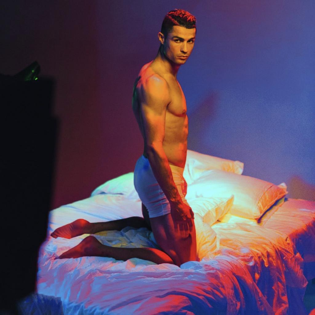 Cristiano Ronaldo en Instagram.