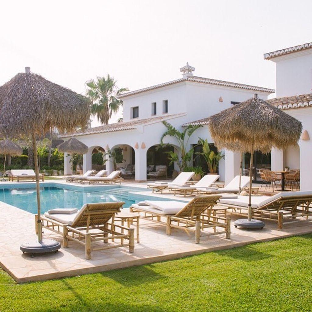 Así es el hotel donde se relaja Blanca Suárez