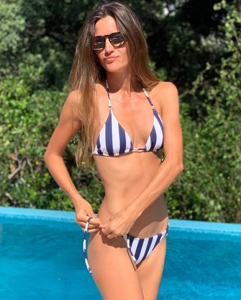 Famosas en bikini: Malena Costa