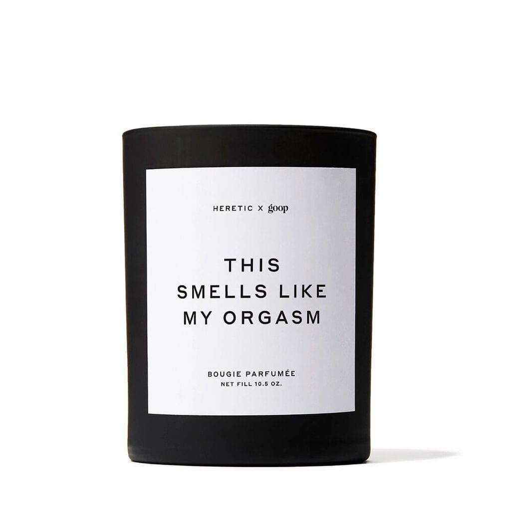 Gwyenth Paltrow lanza al mercado una vela con olor a orgasmo.