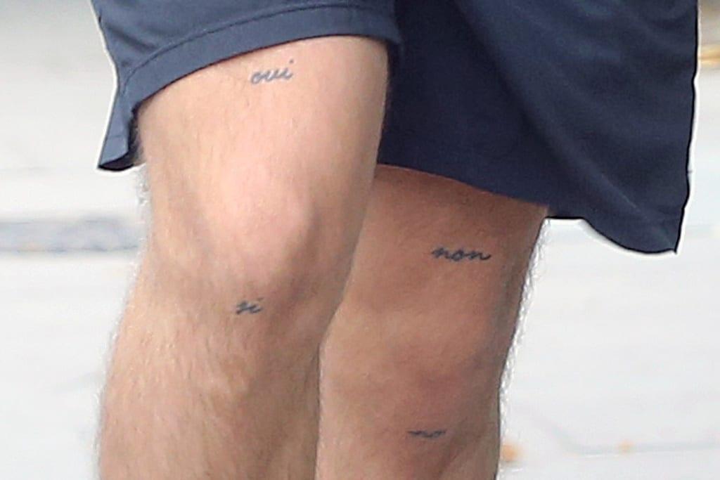 Las rodillas de Harry Styles.