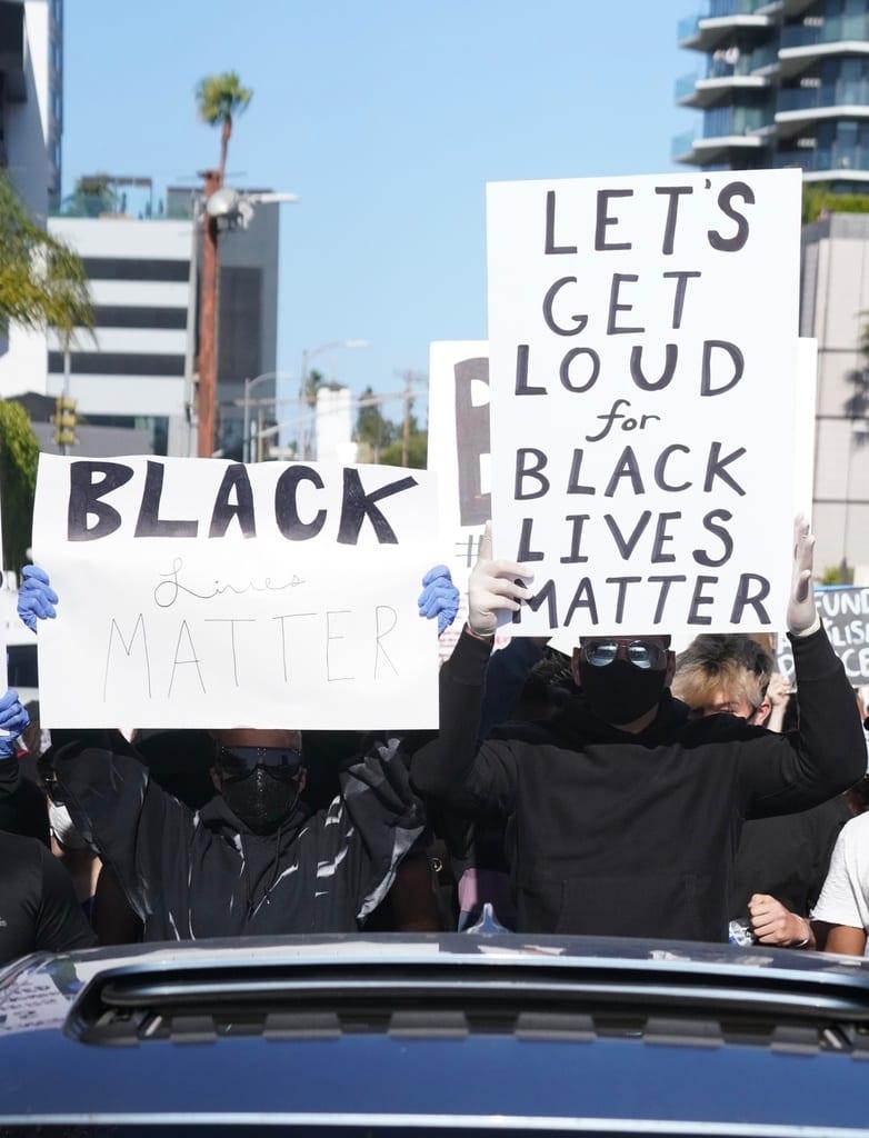 Jennifer Lopez se une al movimiento Black Lives Matter