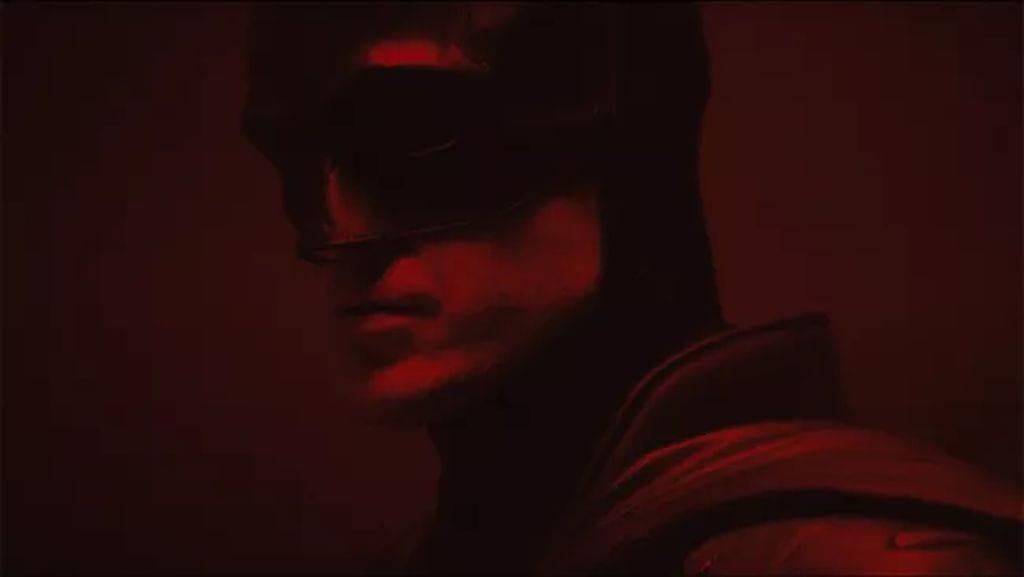 Robert Pattinson encarna a Batman en la nueva película del personaje.