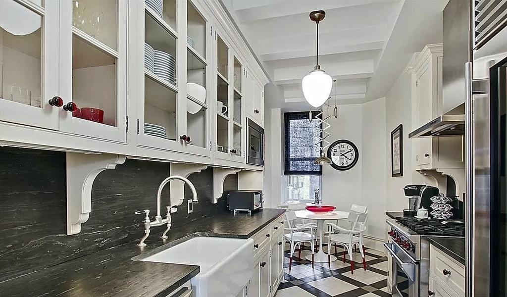 Cocina casa Antonio Banderas NY