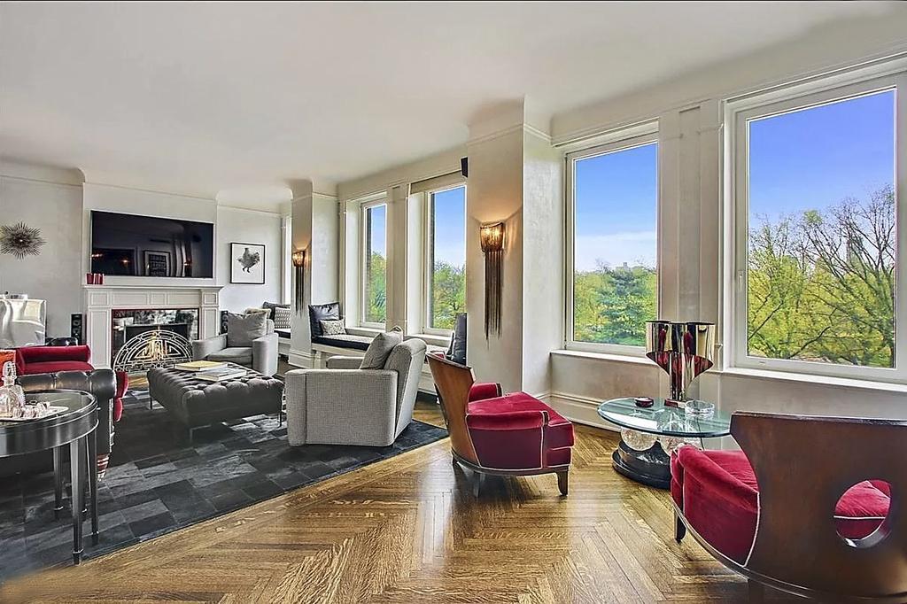 Casa Antonio Banderas Nueva York salón