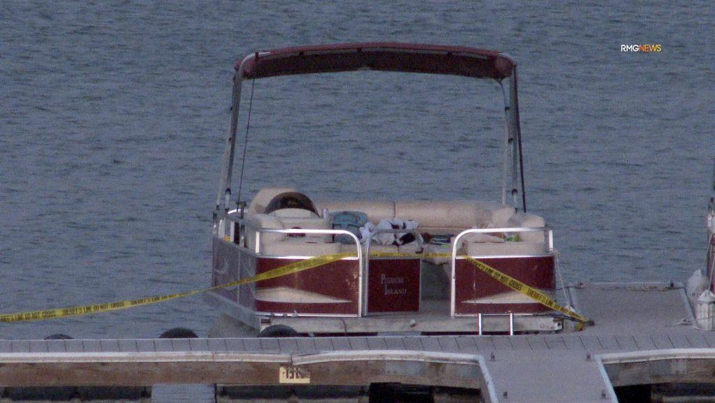 Barco en el que desapareció Naya Rivera