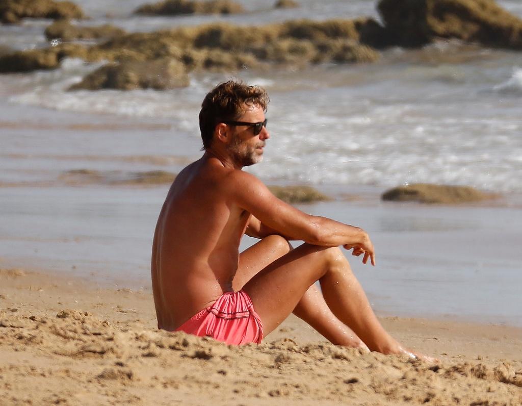 Laura Sánchez y David Ascanio de vacaciones en Cádiz