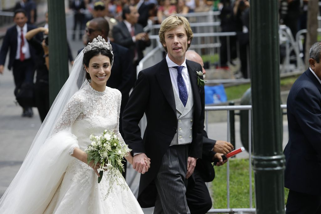 Alessandra de Osma y Christian de Hannover han sido padres.