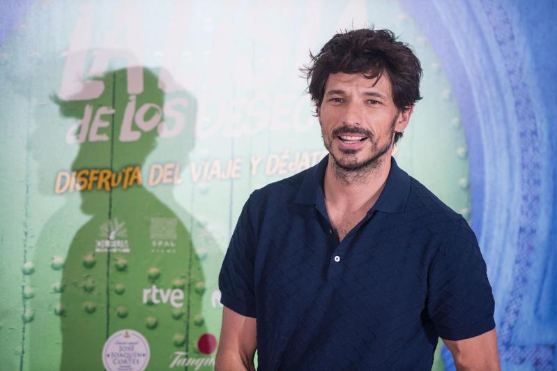 Andres Velencoso en Élite
