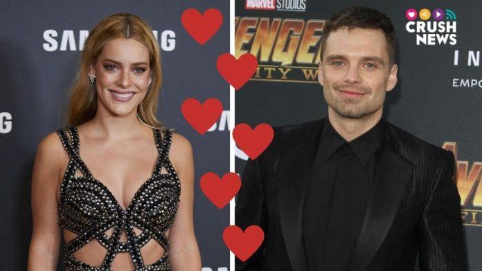 Alejandra Onieva y Sebastian Stan, nueva pareja.