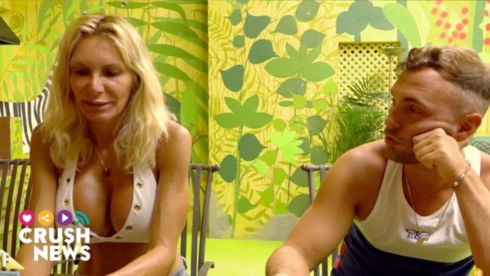 Los concursantes de 'La casa fuertes' están convencidos de que Cristian y Yola han tenido sexo