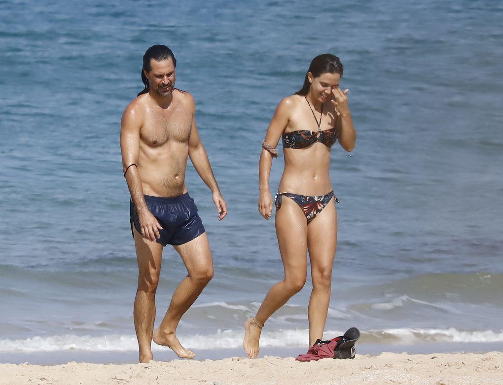 Marta Guerras y Hugo Silva, vacaciones en Cádiz