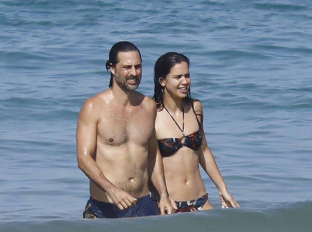 Hugo Silva y Marta Guerra vacaciones en Cádiz