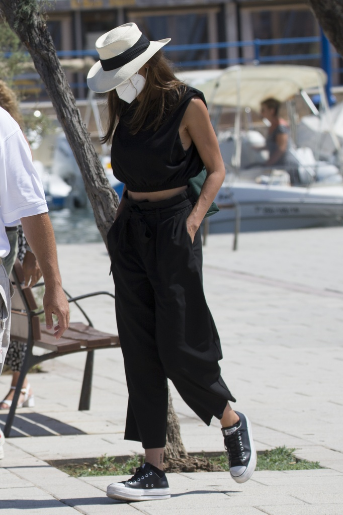 Eva González vacaciones en Mallorca