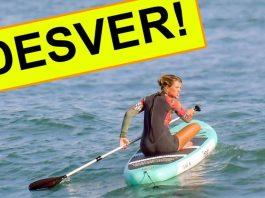 Sofia Richie en el mar, con un tiburón acechándola