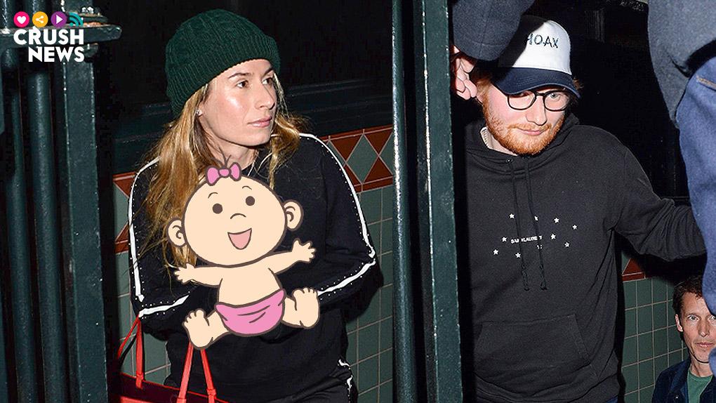 Ed Sheeran ha sido padre