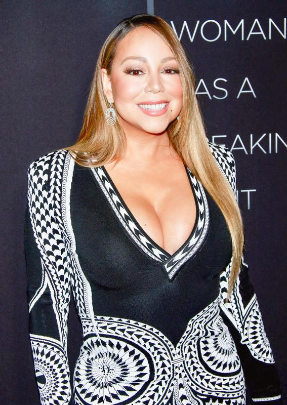 Mariah Carey mamidura de gemelos a los 42 años.crush.news.