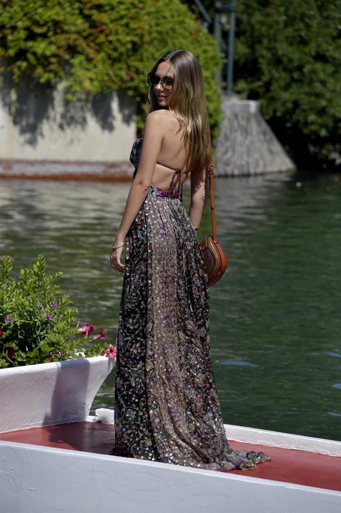 Ester Expósito triunfa en Venecia.