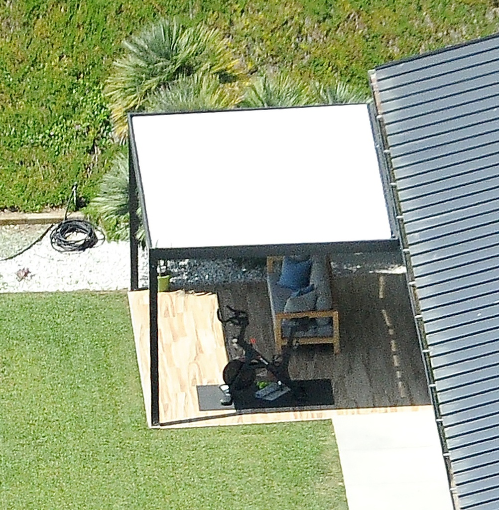 Matthew Perry se compra una cabaña