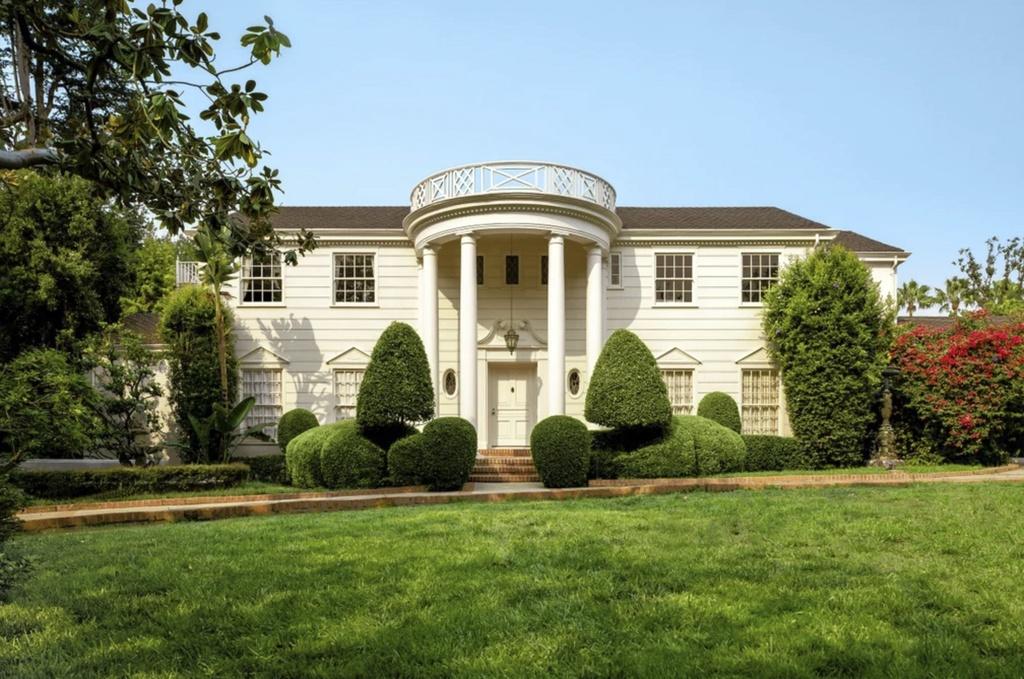 Puedes alquilar la mansion de El Príncipe de Bel Air