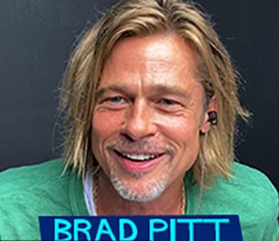 Brad Pitt comparte pantalla con Jennifer Aniston
