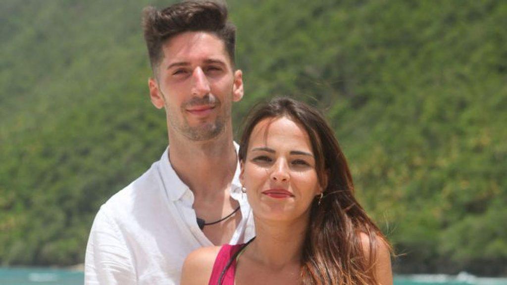 Marta y Lester, concursantes de La Isla de las Tentaciones