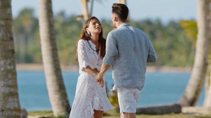 Marta rompe con Lester en La isla de las tentaciones.