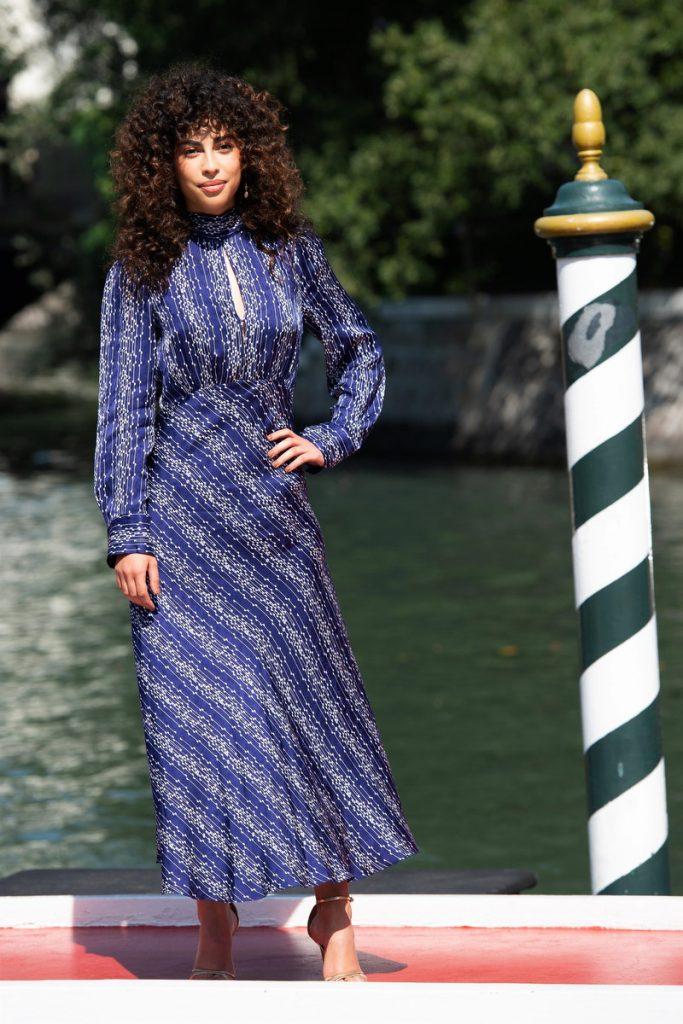 Estreno de Mina El Hammani en Venecia
