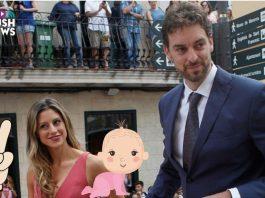 Pau Gasol ha sido padre
