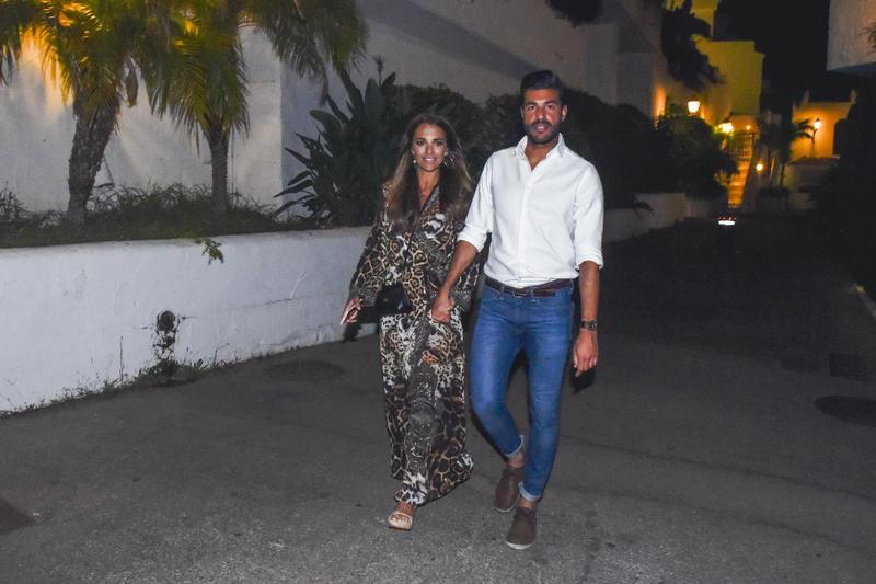 Paula Echevarría está embarazada, espera su primer hijo con Miguel Torres.
