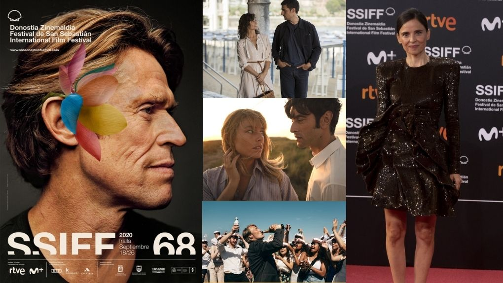 Fotogramas de algunas pelis que hay que ver de las estrenadas en el Festival de San Sebastián