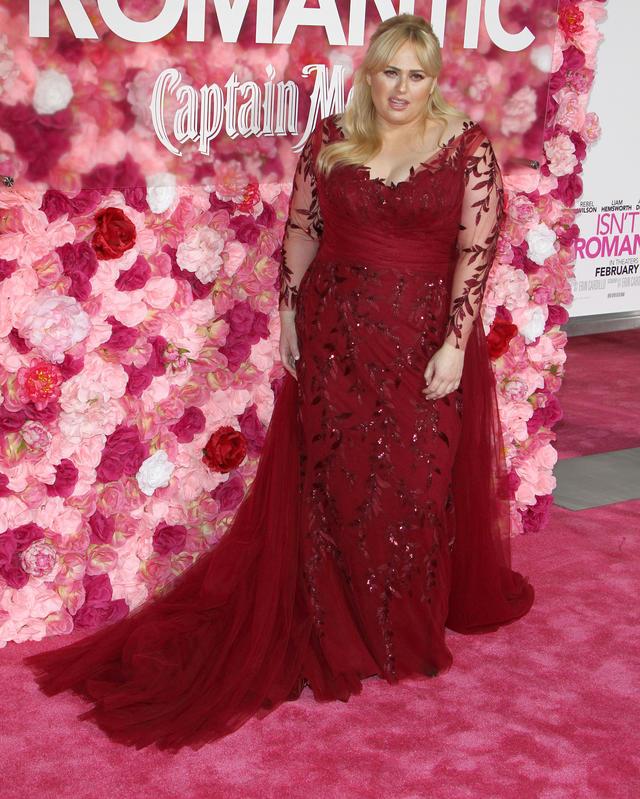 Rebel Wilson se ha hecho un Adele.crush.news.