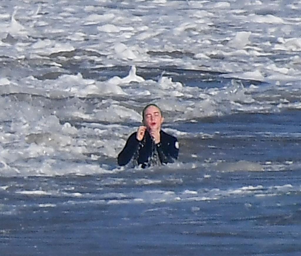 Billie Eilish tras su aventura marina