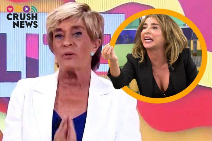 El estreno de Chelo García-Cortés en Socialité ha sido toda una sorpresa