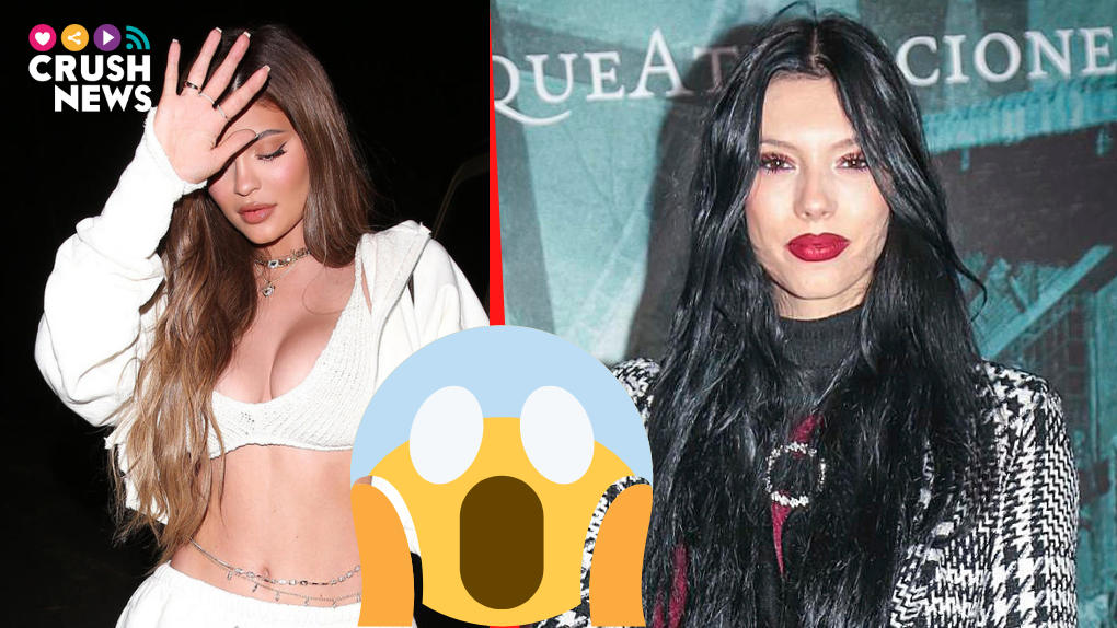Alejandra Rubio copia a Kylie Jenner.