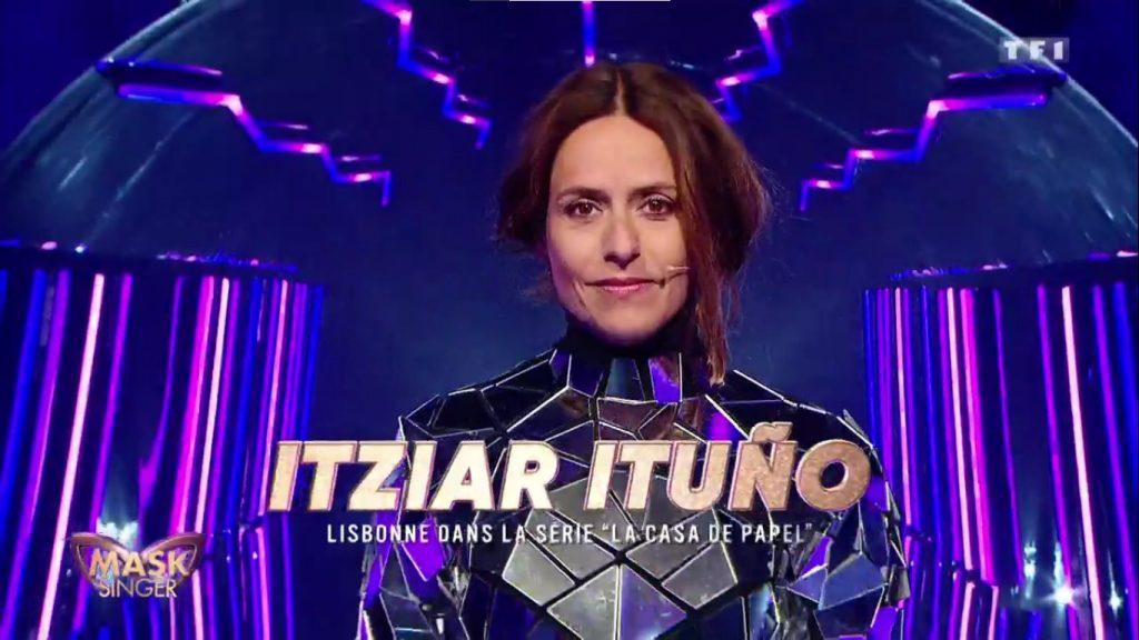Itziar Ituño en Mask Singer