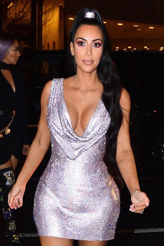 El 40 cumpleaños de Kim Kardashian