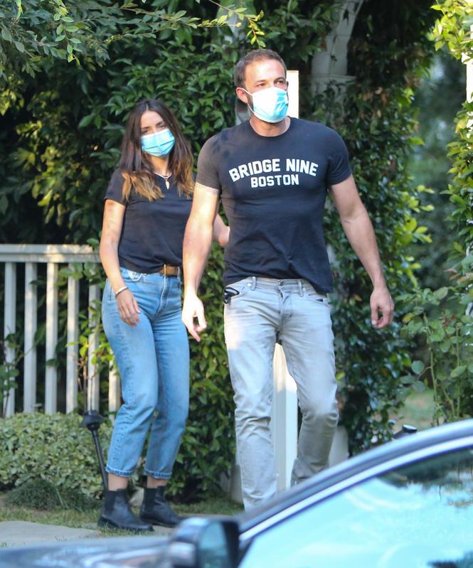 Ana de Armas y Ben Affleck podrían haber roto.crush.news.