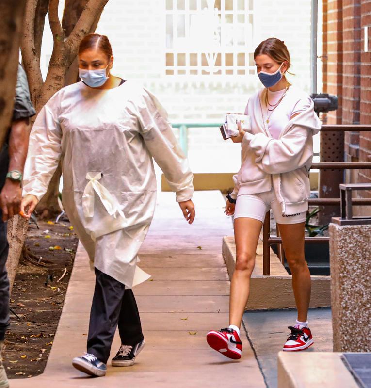 Justin Bieber y Hailey Baldwin podrían estar eesperando un baby.crush.news.