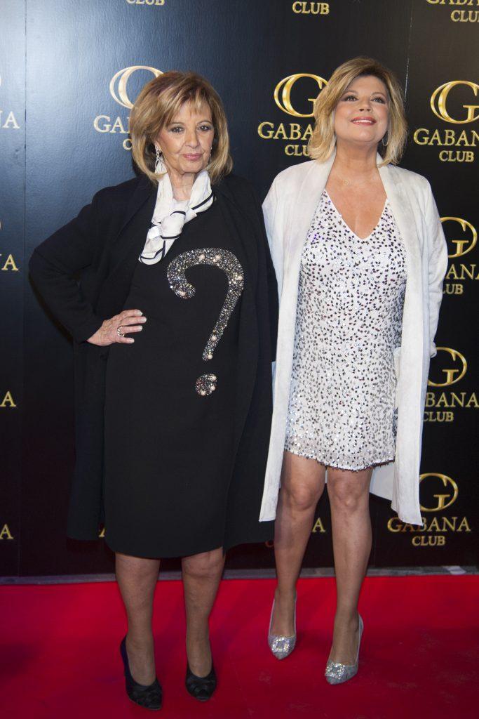 María Teresa Campos y Terelu.